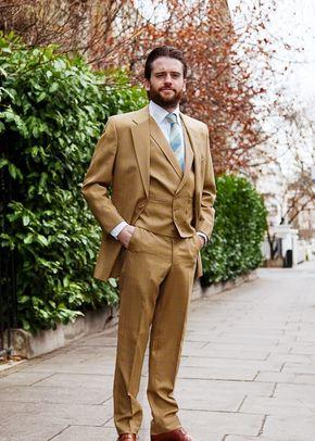 Henry Herbert Tweed Suit, 1211