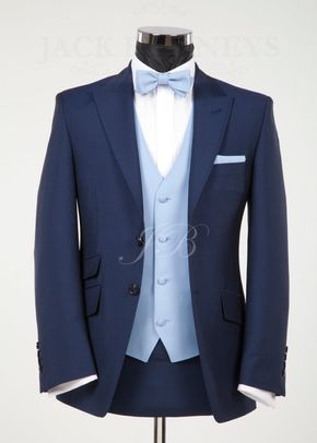 Blue York with bow tie – from Jack Bunneys 2, Jack Bunneys