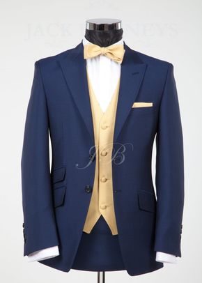 Blue York with bow tie – from Jack Bunneys 3, Jack Bunneys