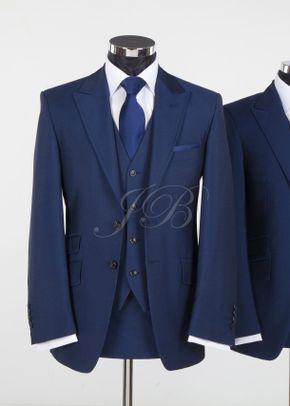 York - Vintage Wedding Suit – Blue from Jack Bunneys, Jack Bunneys