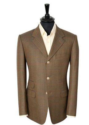 Tweed Jacket, 985