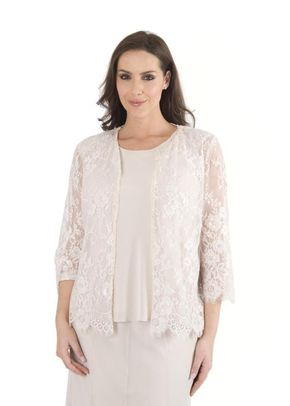 Champagne Lace Jacket, Chesca