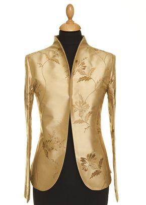 Silk Jacket Women Anya Honey Gold, 1191