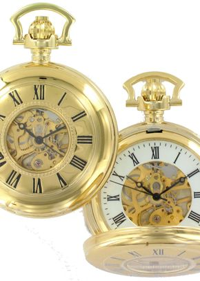 W1886, Greenwich Pocket Watch Company