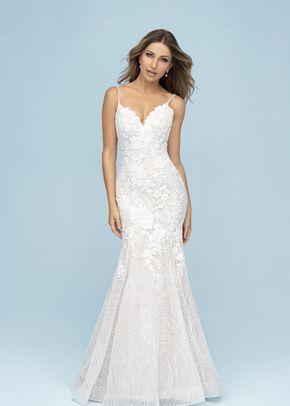 9613, Allure Bridals