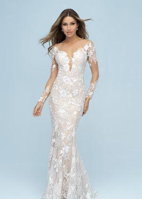 9623, Allure Bridals