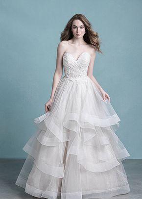9777, Allure Bridals