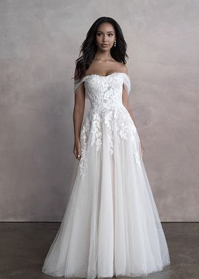 9803, Allure Bridals