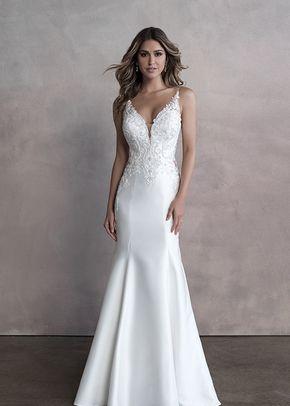 9805, Allure Bridals