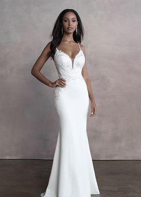 9815, Allure Bridals