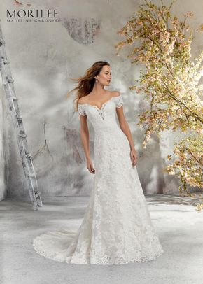 5692, Blu by Mori Lee