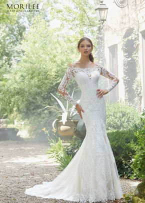 5709, Blu by Mori Lee