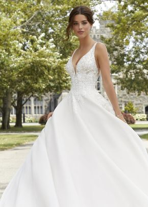 5809, Blu by Mori Lee