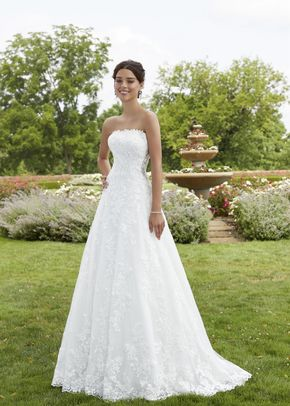 5810, Blu by Mori Lee