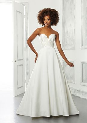 5904, Blu by Mori Lee