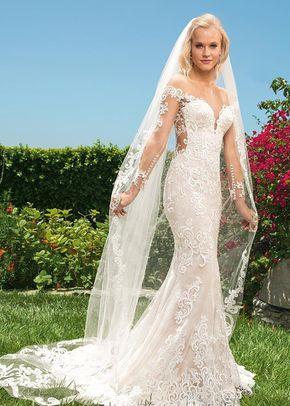 Madelyn, Casablanca Bridal