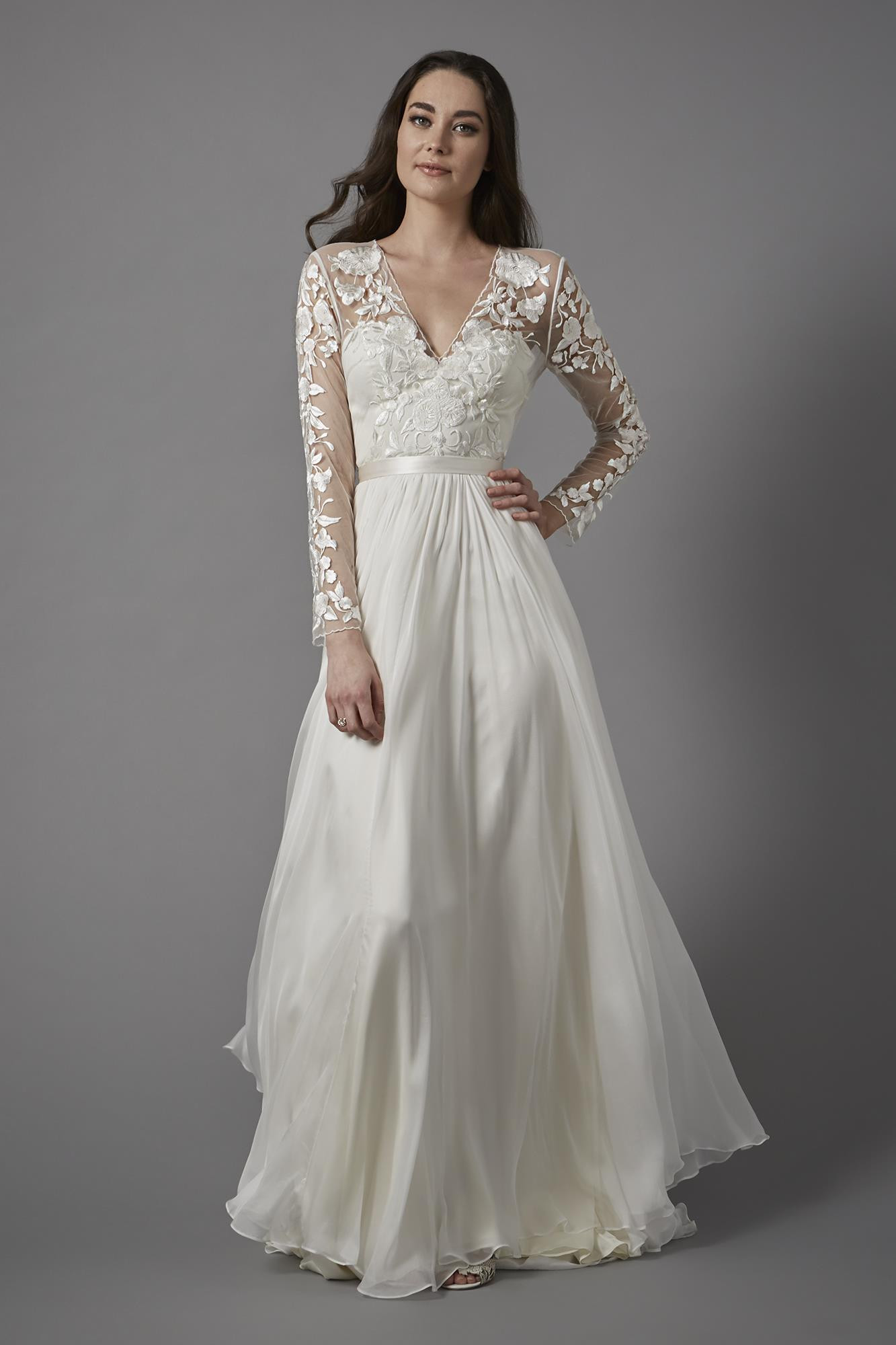 REYNOLDS Wedding Dress from Pronovias - hitched.co.uk