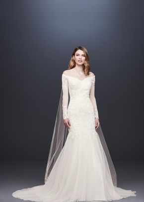 David's Bridal WG3943, David's Bridal