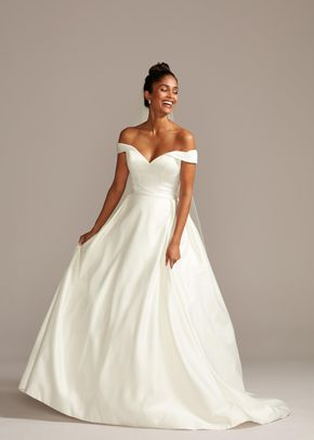 David's Bridal WG3979, David's Bridal