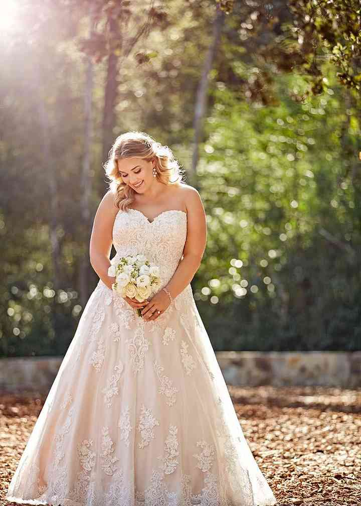 Plus Size Wedding Dresses Bridal Gowns Hitched Co Uk