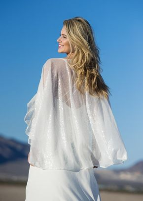 Diamond Envy Cape, Ivory & Co. By Sarah Bussey
