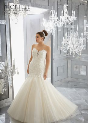 3227, Julietta by Mori Lee