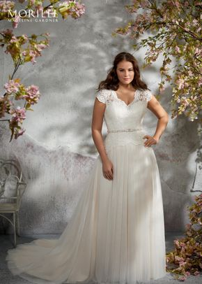 3242, Julietta by Mori Lee