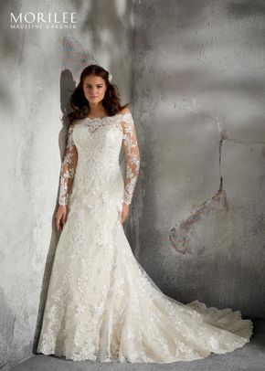 3243, Julietta by Mori Lee