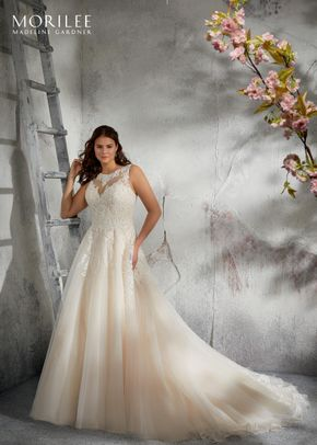 3248, Julietta by Mori Lee