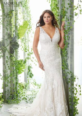 3257, Julietta by Mori Lee
