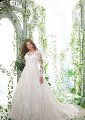 3258, Julietta by Mori Lee