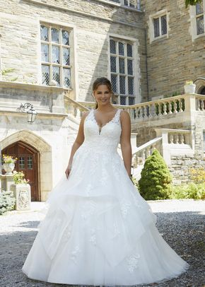 3284, Julietta by Mori Lee