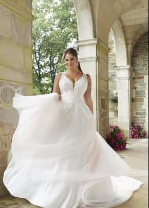 3286, Julietta by Mori Lee