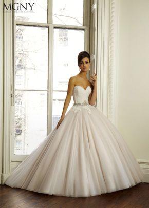 Wedding Dresses Madeline Gardner New York