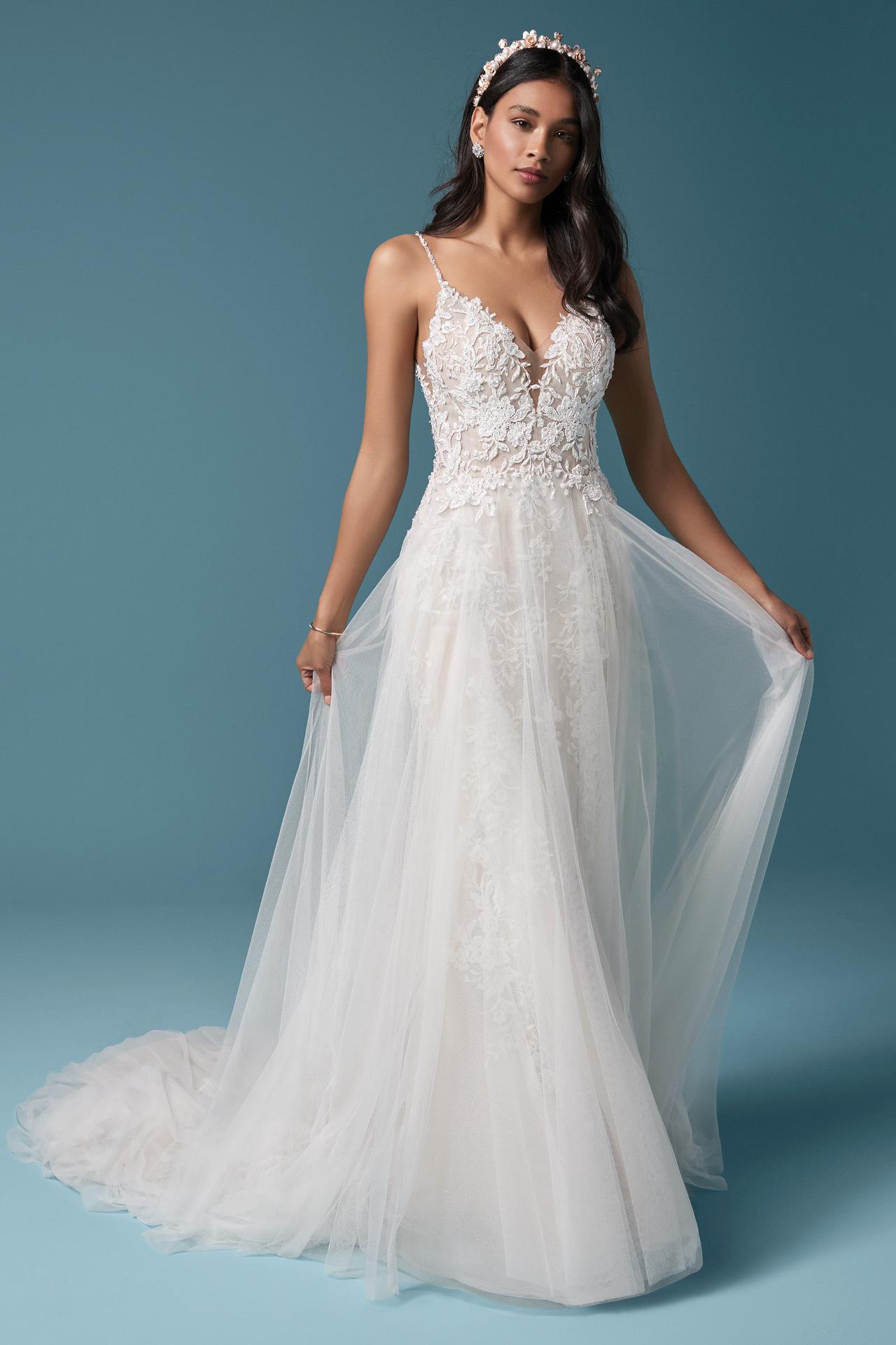 A-Line Wedding Dresses   Alfred angelo wedding dress
