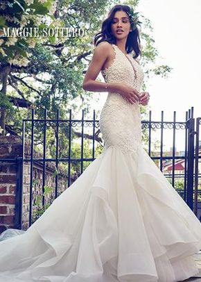 5713, Blu by Mori Lee