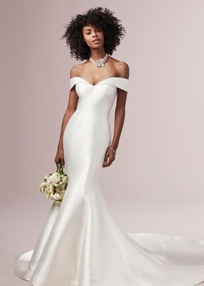 5686, Blu by Mori Lee