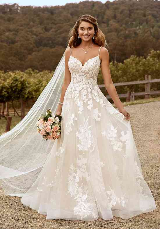 White Wedding Dresses & Bridal Gowns  hitched.co.uk