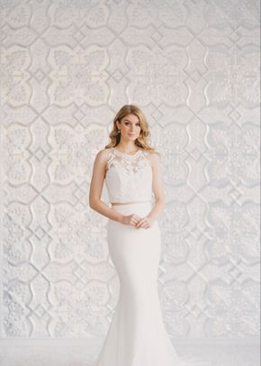 Mele-Bodice-Milan-Skirt, Wendy Makin Couture