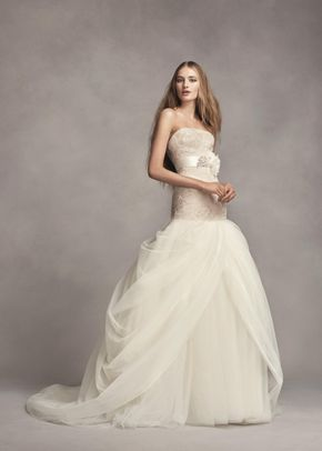 Vera Wang White - VW351393, WHITE by Vera Wang at David's Bridal