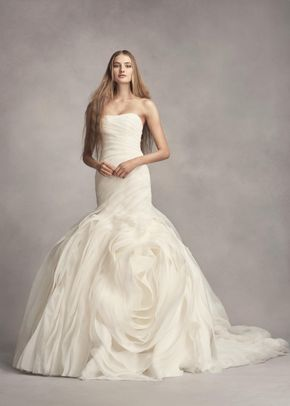 Vera Wang White - VW351395, WHITE by Vera Wang at David's Bridal