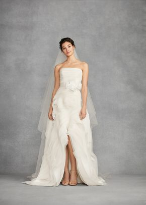Vera Wang White VW351422, WHITE by Vera Wang at David's Bridal