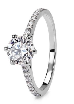 Platinum & 18ct White Gold Wedding Ring, The Platinum Ring Company