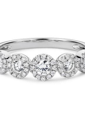 Bahira Eternity Ring, 77 Diamonds