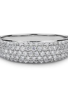 Il Sole Eternity ring, 77 Diamonds