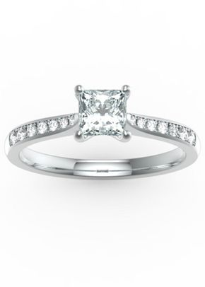 Pretty Patterened Platinum Wedding Ring, The Platinum Ring Company