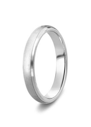 Diamond Cut 3mm Brushed Satin Wedding Ring, House of Diamonds