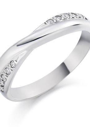 83G57, Smooch Wedding Rings