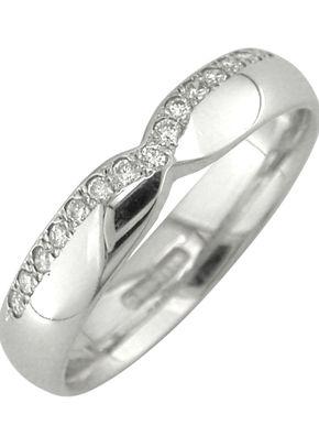 83J06, Smooch Wedding Rings