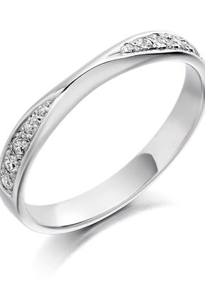 83J22, Smooch Wedding Rings